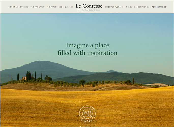 Contesse - cooking Classes in Tuscany