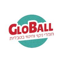 עיצוב לוגו גלובול